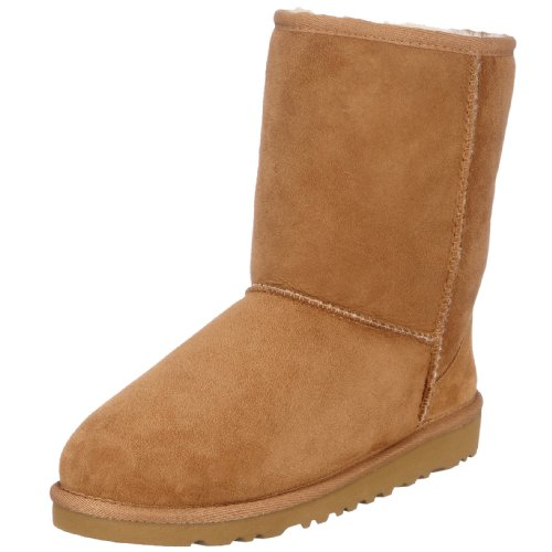 Ugg Toddler'S Classic Short Boots - Chestnut, Little Kids 7 / UK 6