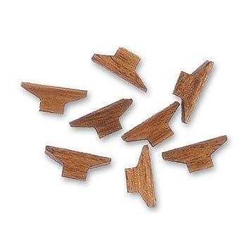 Maquette en bois - Taquet metal 6 x 12mm