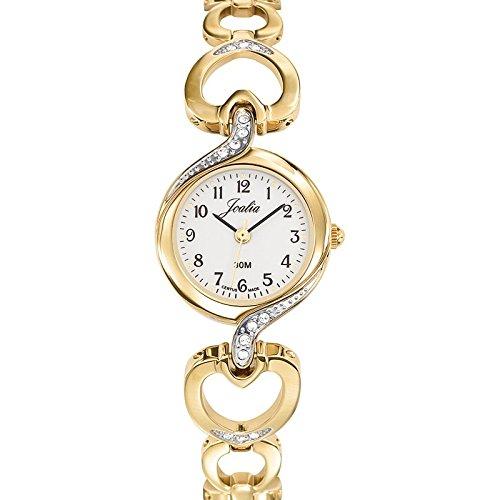 Joalia 631801 - Orologio da polso donna, metallo, colore: Oro