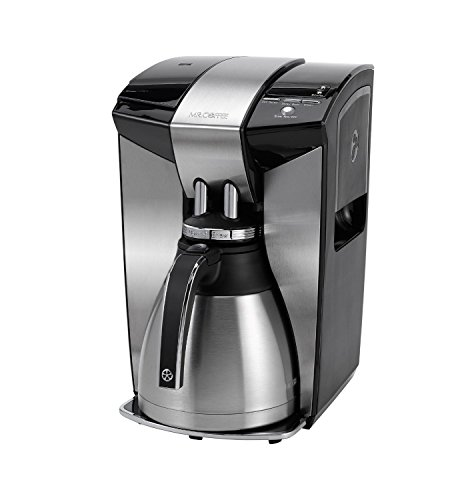 Mr. Coffee BVMC-SCTX95 12-Cup Optimal Brew Thermal Coffeemaker, Black