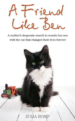 A Friend Like Ben: The Cat That Came Home for Christmas PDF