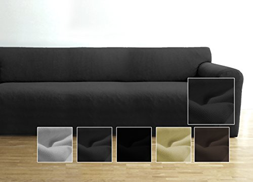Ambivelle Couchhusse Sofabezug Couchbezug Bi Elastische Stretchhusse Spannbezug F R Viele