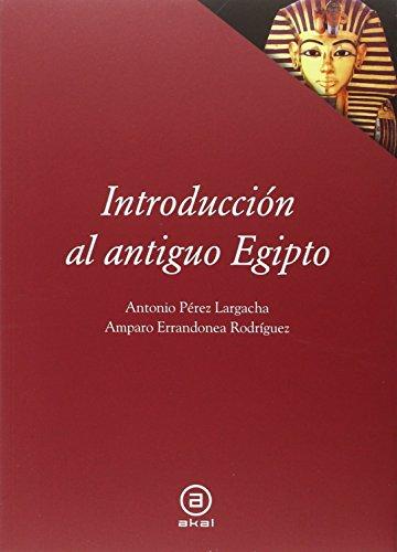 Introducción al antiguo Egipto (Textos)