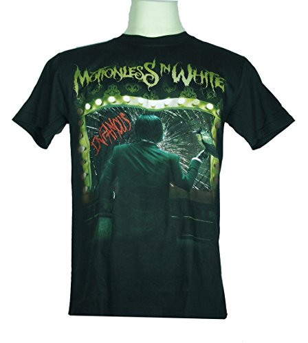 Motionless In White (famosa) Extra Large Size Xl Nuovo. Maglietta 1371