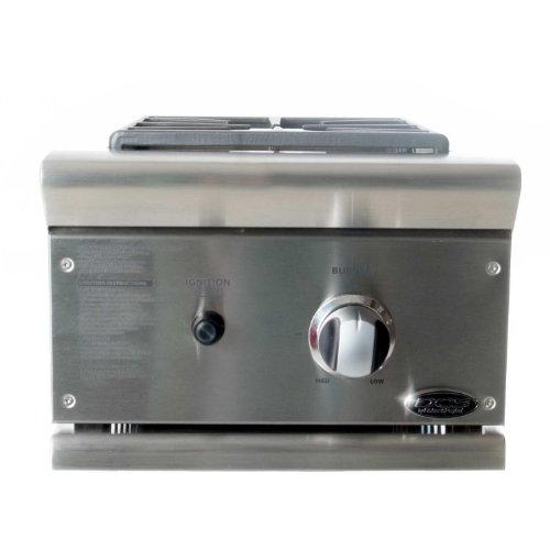 Dcs Bgb131-Bi-N 70176 Side Burner For Built-In Natural Gas, 30-Inch