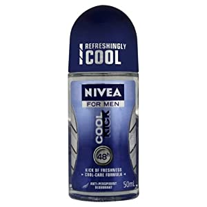 NIVEA Male Cool Kick Roll On - 50 ml