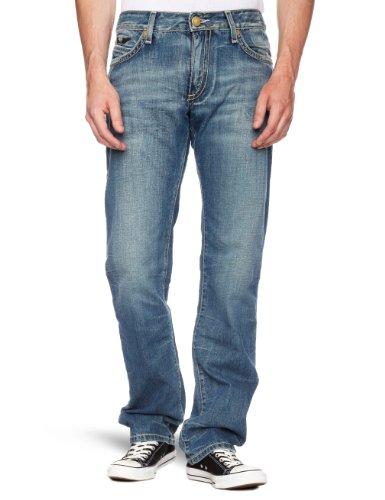 Robin's Jean Double Flap Straight Men's Jeans Vintage Medium W30INxL30IN