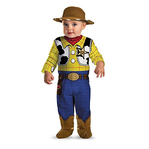 Baby Boy's Disney Pixar Toy Story and Beyond Woody Classic Costume 12-18 Months