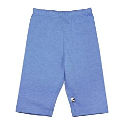Babysoy Comfy Pants (Baby) - Lake Blue-6-12 Months