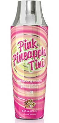 Best Cheap Deal for Fiesta Sun PINK PINEAPPLE TINI Accelerator Tanning Lotion 12.5 oz. by Fiesta Sun - Free 2 Day Shipping Available