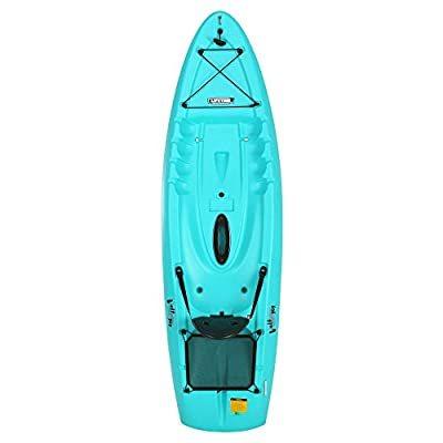 "90614 Lifetime Volt Kayak, Aqua, 101"" by Lifetime OUTDOORS"