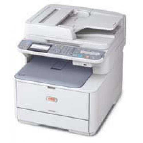 Okidata 62435801 / Led Multifunction Printer - Color - Plain Paper Print - Desktop
