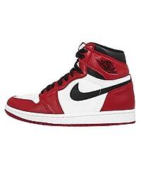 Jordan Retro 1 High Og Basketball Men's Shoes Size