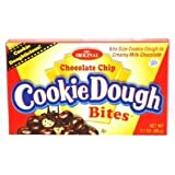 Chocolate Chip Cookie Dough Bites 3.1 OZ (88g)