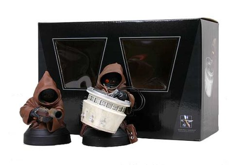 Star Wars: Jawas Mini-Bust - Buy Star Wars: Jawas Mini-Bust - Purchase Star Wars: Jawas Mini-Bust (Diamond Select, Toys & Games,Categories,Action Figures,Statues Maquettes & Busts)
