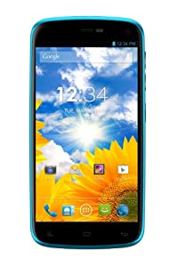 BLU Life Play Unlocked Dual Sim Phone with Quad-Core 1.2GHz Processor, Android 4.2 JB, 4.7-inch IPS HD Display, 4G HSPA+ up to 42Mbps and 8MP Camera (Blue)