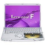 パナソニック モバイルパソコン Let's note F10 CF-F10AYCDR