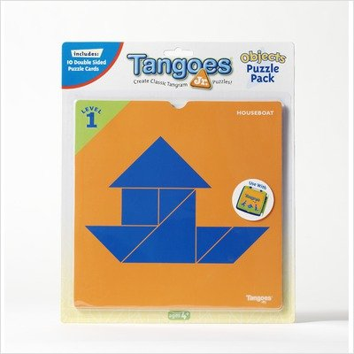 Cheap Rex Games Tangoes Jr. Puzzle Pack – Objects (1 Pack) (B0015VOQ1M)