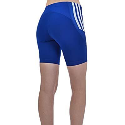 adidas Performance Womens Athletics Running Short Tight - Royal