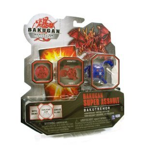 BAKUGAN SUPER ASSAULT (COLOURS VARY)