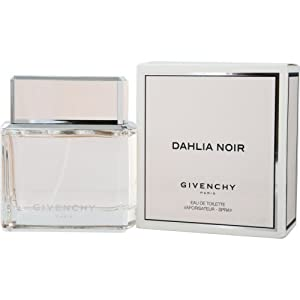 Givenchy Eau de Toilette Spray, Dahlia Noir, 2.5 Ounce