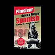 Pimsleur Quick & Simple Spanish 2nd Revised Edition | [Dr. Paul Pimsleur]