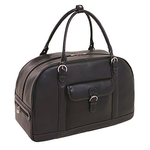 Siamod-Stalla-Leather-Duffel-Bag