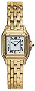 Cartier Panthere X-Large 18k Yellow Gold Watch W25014B9