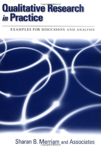 Qualitative Research in Practice: Examples for Discussion...