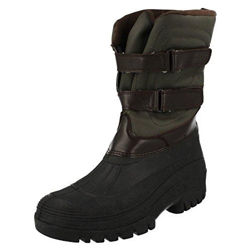 Hi-Tec - Stivali da Neve donna , Marrone
