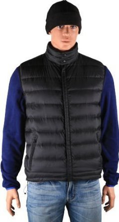 Cover - Men's Down Vest