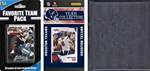NFL Houston Texans Licensed 2010 Score Team Set and Favorite Player Trading Card Pack... by C&I Collectables