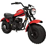 Baja Motorsports MB200 Mini Bike - 196cc, Red, Model# MB200-GR