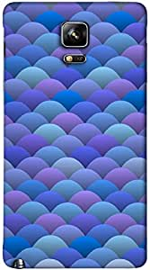 Timpax protective Armor Hard Bumper Back Case Cover. Multicolor printed on 3 Dimensional case with latest & finest graphic design art. Compatible with Samsung Galaxy Note 4 Design No : TDZ-21910