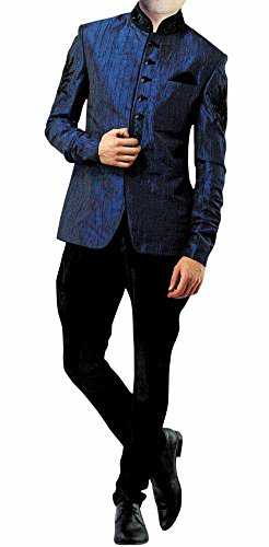INMONARCH -  Smoking  - Uomo Navy-Blue S