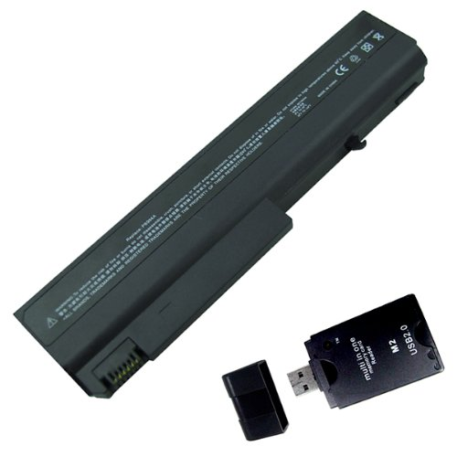 4400mAh 6 Cells Replacement HP COMPAQ Organization Notebook 6510b 6515b 6710b 6710s 6715b 6715s NC6105 NC6200 NC6220 NC6230 NC6400 NX5100 NX6100 NX6105 NX6120 NX6125 NX6140 NX6310 NX6310/CT NX6315 NX6320 NX6330 Series Laptop Battery fits PB994 PB994A 3988