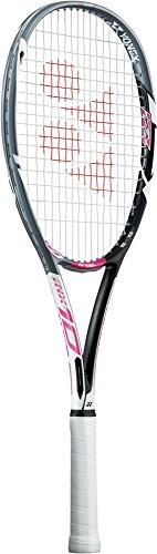 (ヨネックス)Yonex テニスラケット i‐NEXTAGE 10 フレームのみ G0 ブラック/ピンク (国内正規品)