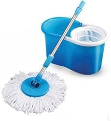 Famacart Easy Wet & Dry Mop Set Floor Polishers Wet-Dry Vacuums (Tank Capacity 7 L)