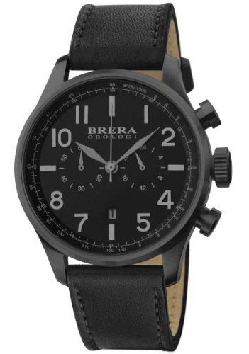 Brera Orologi Classico Black K1 Mineral Quartz Watch