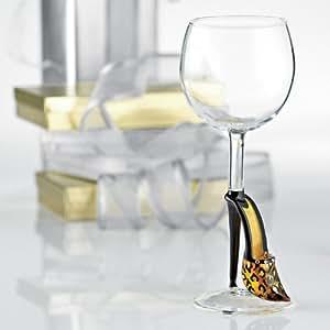 The Wine Enthusiastcollectible Stiletto Wine Glass Amazon