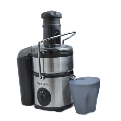 West Bend Stainless Performance Series Juice Extractor