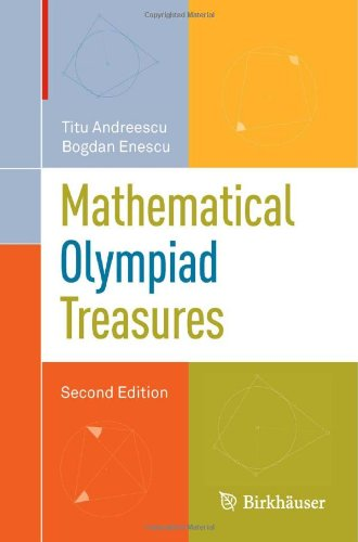 Mathematical Olympiad Treasures 2nd edition