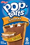 Kellogg's Pop-Tarts Frosted Smores 416g Pop Tarts (2 PACKS)