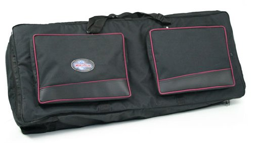 World Tour Deluxe Keyboard Gig Bag Casio WK500 - WOR BKWK500