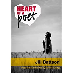 Heart of a Poet: Jill Battson
