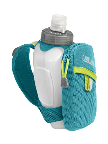 CamelBak Arc Quick Grip Handheld Bottle, Oceanside, 10-Ounce (Running Water Bottle compare prices)
