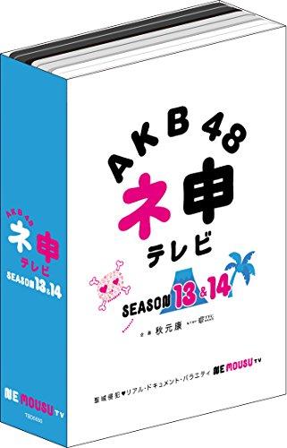 AKB48 ネ申テレビ シーズン13&シーズン14 【6枚組BOX】 [DVD]