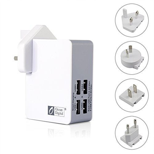 ocean-digital-usb-charger-4-port-wall-charger-with-uk-us-eu-aus-portable-travel-charger-universal-po
