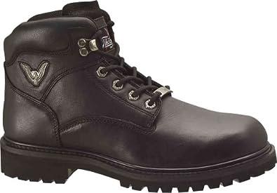 Thorogood Men's Back Road Motorcycle Boots,Black,8 M