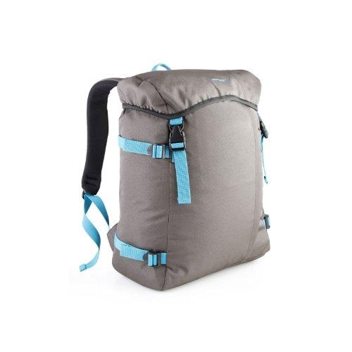 Aquabourne Waterproof Laptop Backpack. Aquabourne zainetto porta pc a prova d'acqua. Zaino ideale per viaggi, ginnastica, spiaggia e sports. Garantito 3 anni - BLU